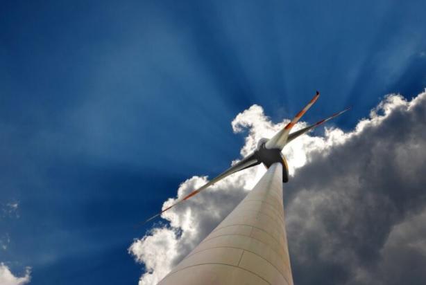 Effectiviteit van Wind op Land